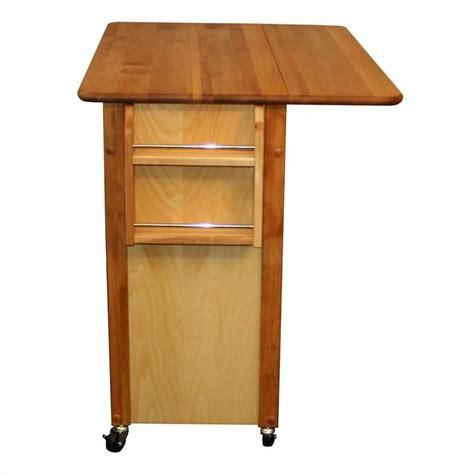 catskill craftsmen drop leaf 44 in kitchen island catskill craftsmen 44 inch butcher block drop leaf kitchen