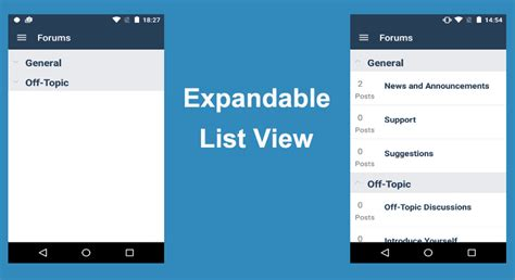 android layout xml group how to implement an expandable listview in android