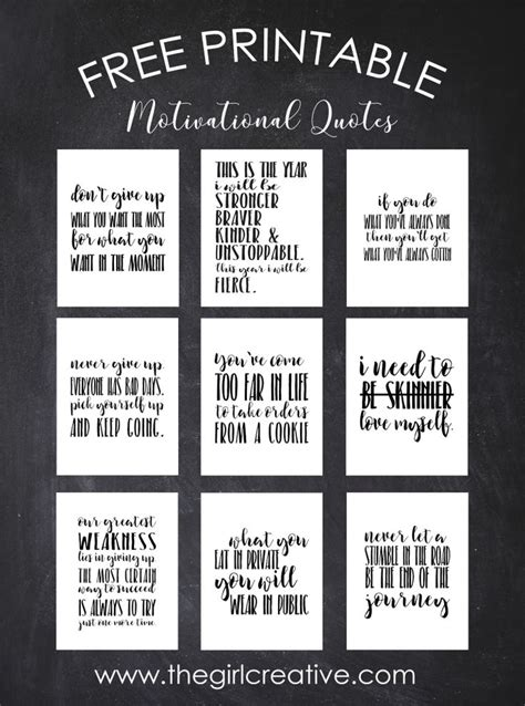 printable inspirational journal 13352 best images about inspirational quotes on pinterest