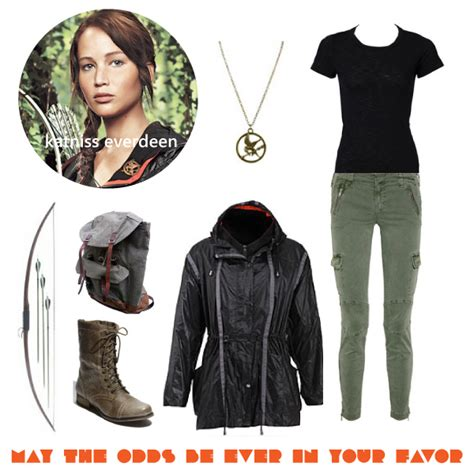 Hunger Katniss Wardrobe by Embrace Disruption Relations Our Top 10