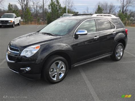 chevrolet equinox back 2012 black granite metallic chevrolet equinox ltz