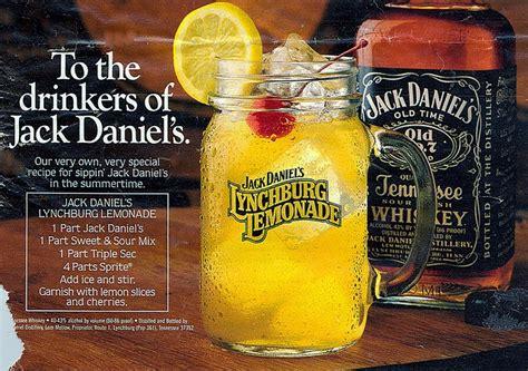 jack daniel s lynchburg lemonade recipe