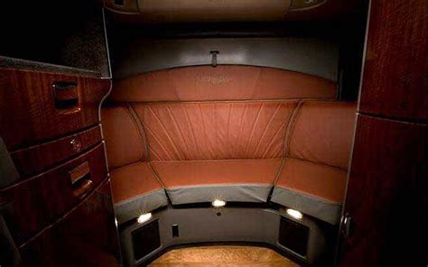 Truck Sleeper Interior by Custom Semi Truck Sleeper Cabs Review Ebooks