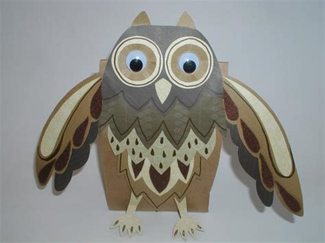 construction paper owl template paper owl crafts for images