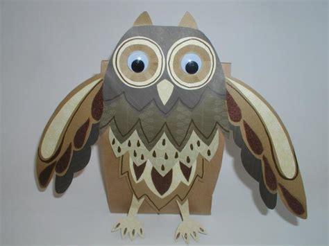 Paper Owls - paper owl crafts for images