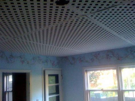 cheap ceiling ideas  basement google search