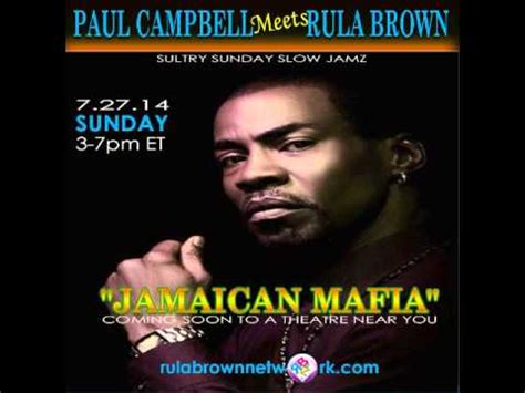 film gangster jamaican paul campbell meets rula brown on quot jamaican mafia quot on