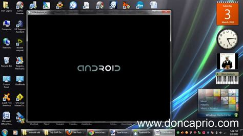 run android on windows how to run android 4 0 sandwich on windows pc