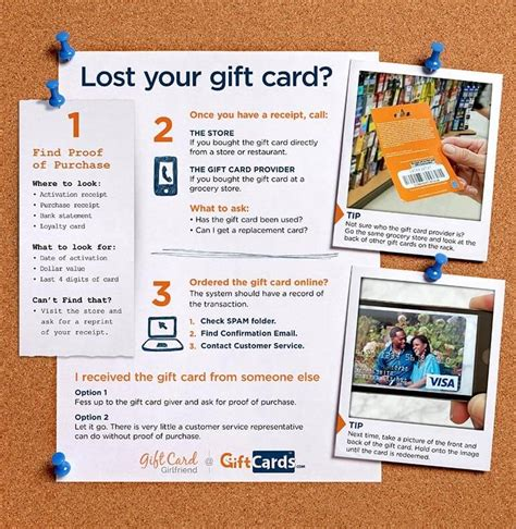 how can i get my lost gift card back gcg - I Lost My Gift Card