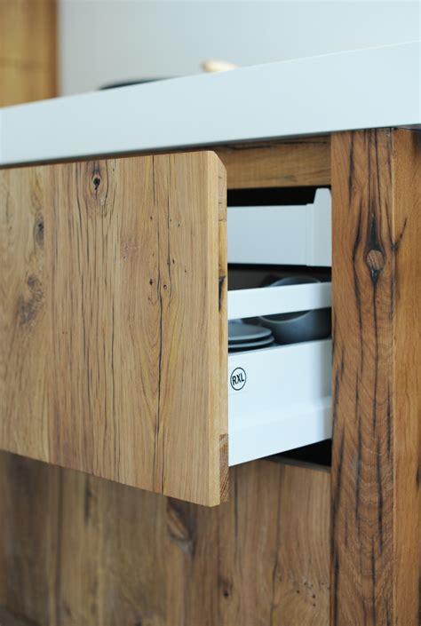 len voor in keuken restylexl houten keuken van wagondelen product in beeld
