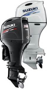 Suzuki 200 Outboard Suzuki Marine Introduces V6 Power With An Inline Four