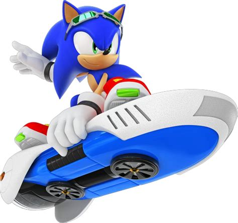 sonic painting free new sonic free riders japanese trailer and screenshots