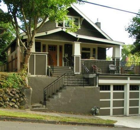 bungalow exterior color schemes studio design gallery best design