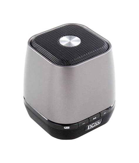 Doss Speaker Bluetooth buy doss ds 1661 asimom bluetooth speaker support air bass with tf card grey