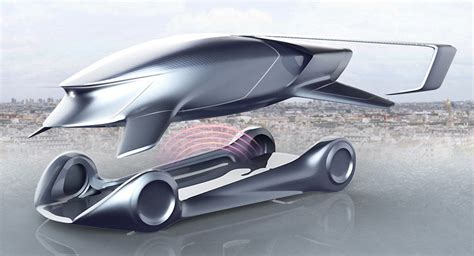 future flying cars if peugeot made flying cars for the united federation of