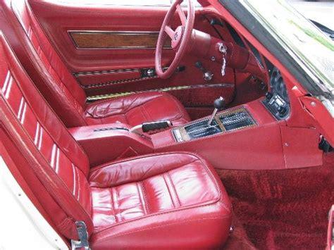 1976 corvette stingray interior img 6693