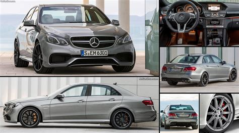 2014 E63 Amg Specs by Mercedes E63 Amg 2014 Pictures Information Specs