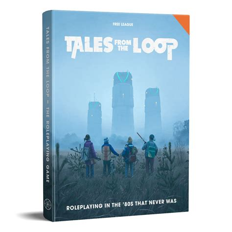 game design books pdf tales from the loop rpg rulebook modiphius entertainment