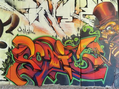 aien sonic kosmopolite art  graffiti art  trains