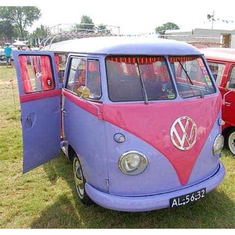 pink volkswagen van 1000 images about pink and purple party on pinterest