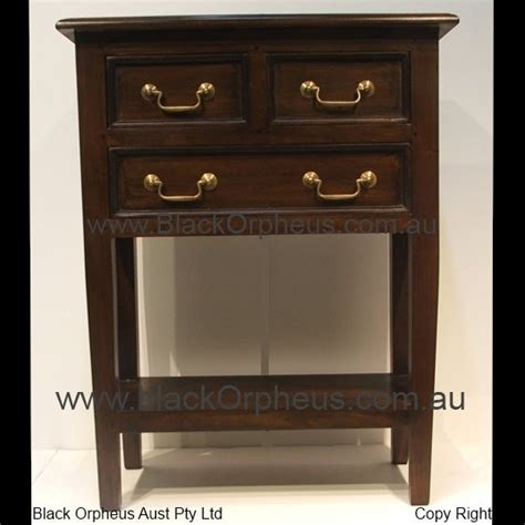 sofa table with drawers sofa table with 3 drawers black orpheus