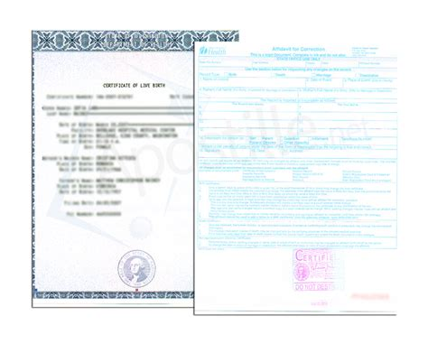 Wa Birth Records Washington Apostille Apostille Service By Apostille Net