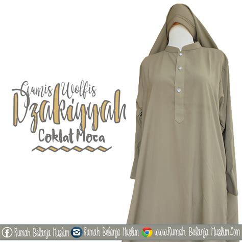 rumah belanja muslim gamis seragam pengajian