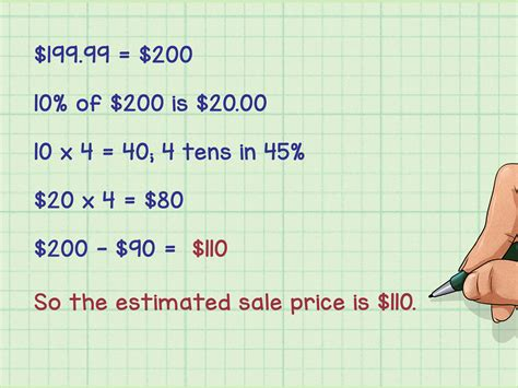 How To Find Pictures Of On The 3 Ways To Calculate A Discount Wikihow