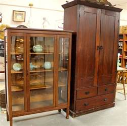 antique china cabinet with glass doors found in ithaca 187 antique oak china cabinet with glass