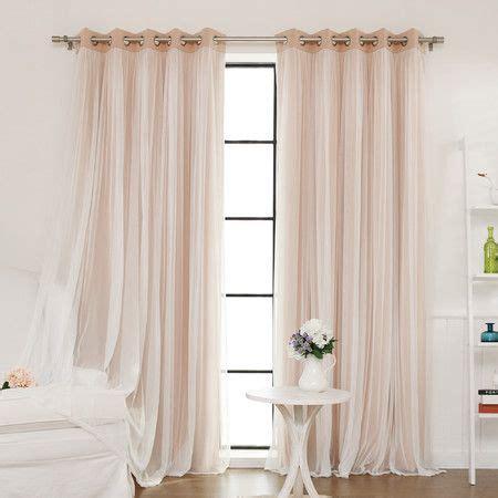 light pink blackout curtains best 25 grommet curtains ideas on pinterest french door