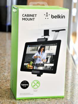 Belkin Cabinet Mount by Josh S Reader Belkin Tablet Cabinet Mount Reviewed