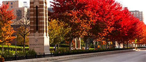 Marquette Mba Contact by Visit Marquette