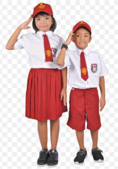 Seragam Sekolah Anak Sd jual setelan baju seragam sekolah sd di lapak alifa