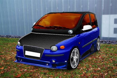 fiat multipla tuning fiat multipla tuning by jdimensions27 on deviantart