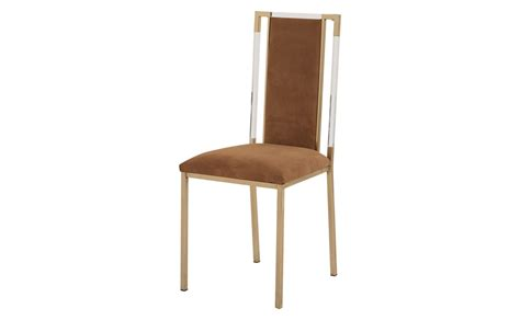 vintage lucite dining chair jayson home