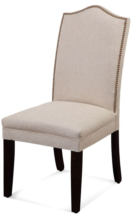 Bassett Dining Room Furniture by Camelback Nailhead Parson Chair From Bassett Mirror