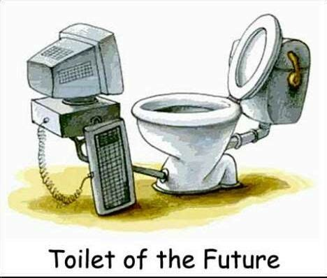Future Toilet Solves Age Problem by Future Toilet Pictures And Images