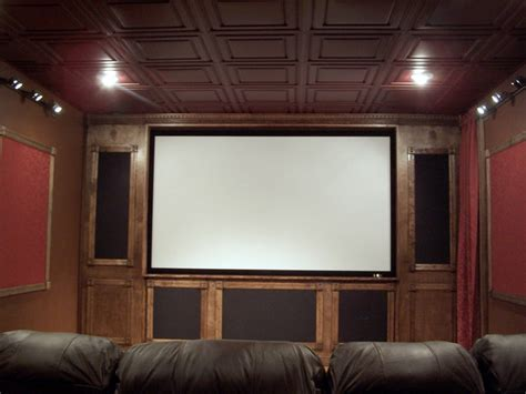 home theater ceiling panels home theater home theater by ceilume ceiling