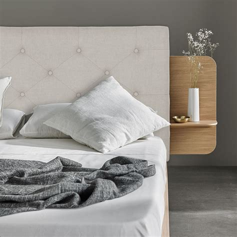 Linen Covered Headboards by Beige Button Headboard Upholstered Tufted Linen