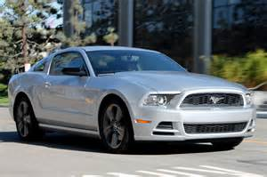 2014 ford mustang v6 front