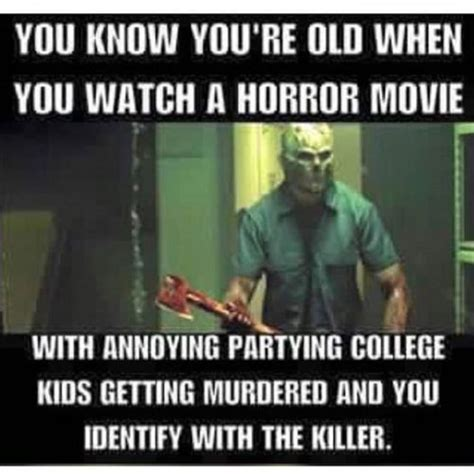 Funny Horror Movie Memes - 30 hilarious memes about halloween quoteshumor com