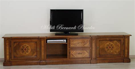 mobile porta tv prezzi mobili tv in legno massello 5 porta tv