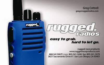 rugged race products rugged race products two way racing communication