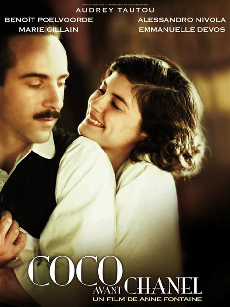 coco chanel biography film coco avant chanel slim paley