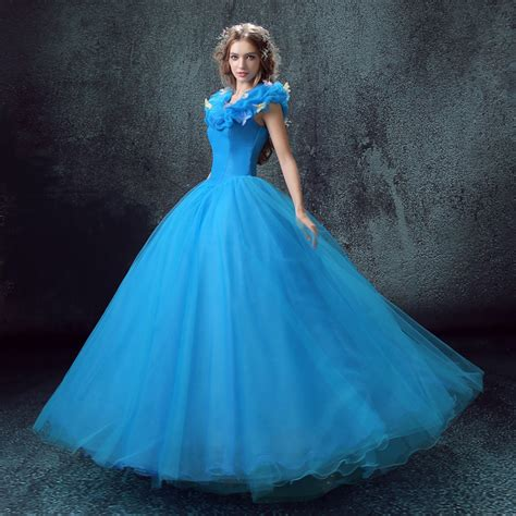 Longdress Cinderella Blue Butlerfly popular prom dresses buy cheap prom dresses lots from china prom dresses