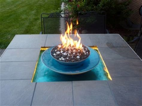 water feature  fire pits httplometscom