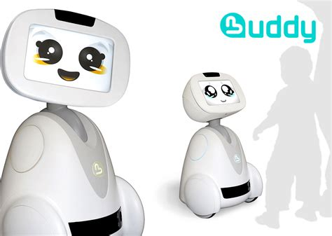 buddy the buddy family robot the cutest efficient and magnificent
