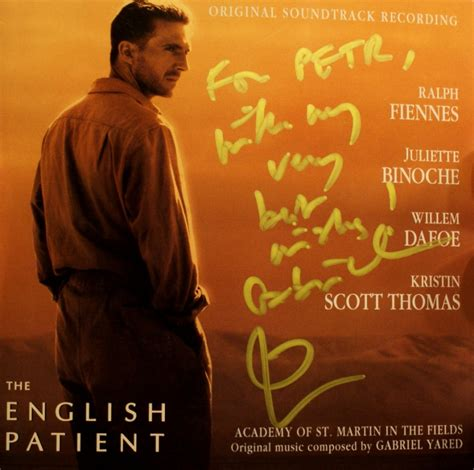 themes the english patient gabriel yared film composer