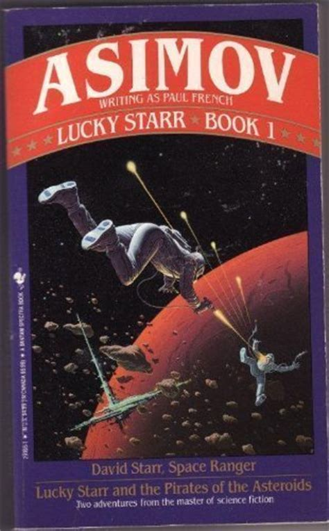 lucky books lucky book series by isaac asimov paul