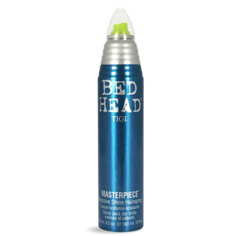 bed head masterpiece tigi bed head masterpiece hairspray haarboetiek be